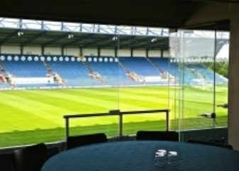 Executive Boxes pitch side