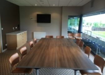 Executive Boxes meeting space