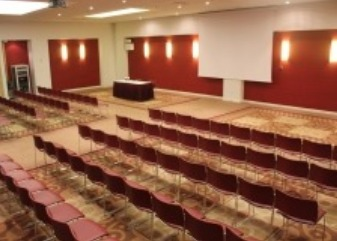 The Spires Suite conference layout